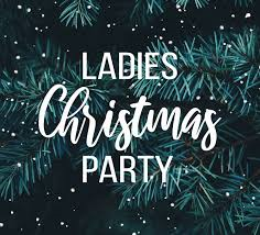20161208 - St. Peter's Ladies' Christmas Party