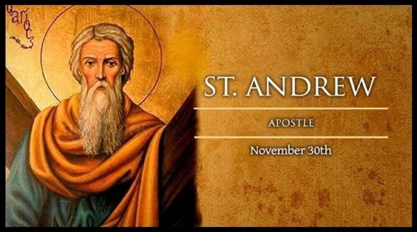 Feast Of St. Andrew